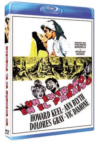Un Extraño En El Paraiso (Blu-Ray)(Kismet)