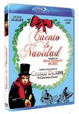 Un Cuento De Navidad (Blu-Ray)(Scrooge)