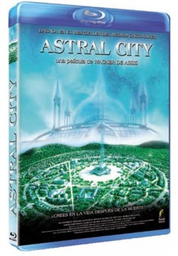 Astral City (Blu-Ray)(Astral City: A Spiritual Journey)