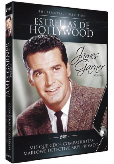 James Garner - Estrellas De Hollywood