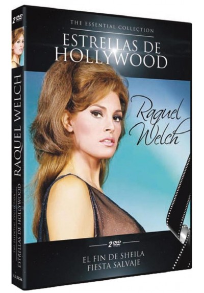 Raquel Welch - Estrellas De Hollywood