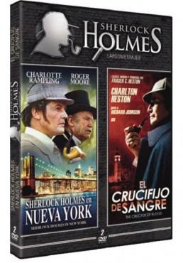 Sherlock Holmes En Nueva York / Sherlock Holmes : El Crucifijo De Sangre