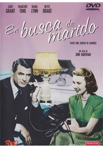 En Busca De Marido (Every Girl Should Be Married)