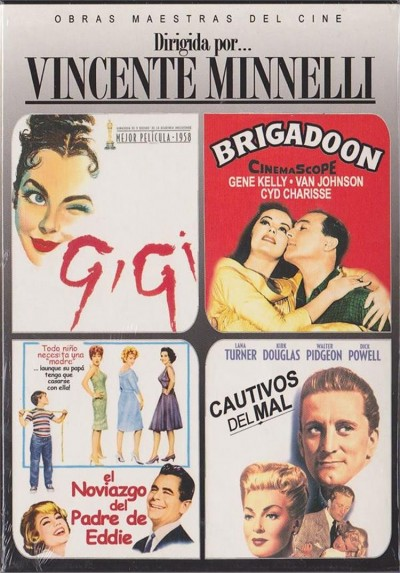 Pack Vincente Minnelli