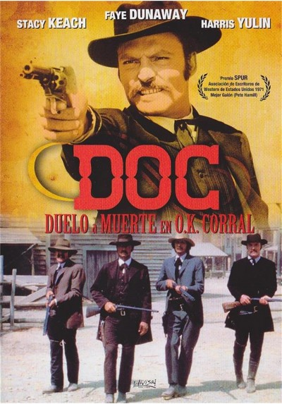 Duelo A Muerte En O.K. Corral (Doc)