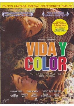 Vida Y Color - DVD +DC