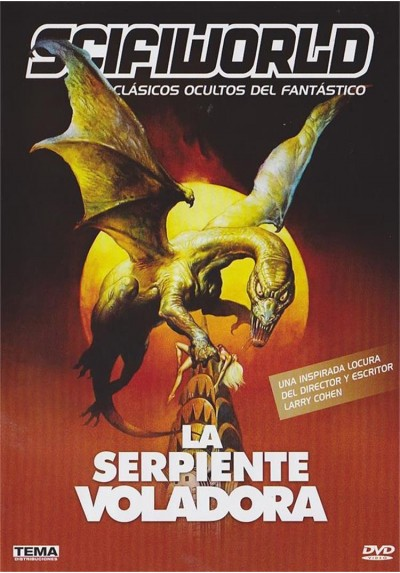 La Serpiente Voladora (Q - The Winged Serpent)