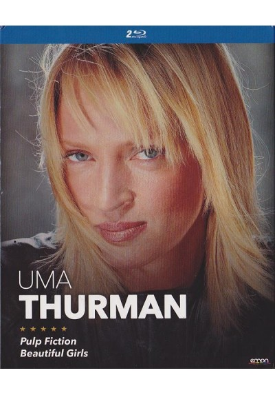 Uma Thurman : Pulp Fiction / Beautiful Girls (Blu-Ray)