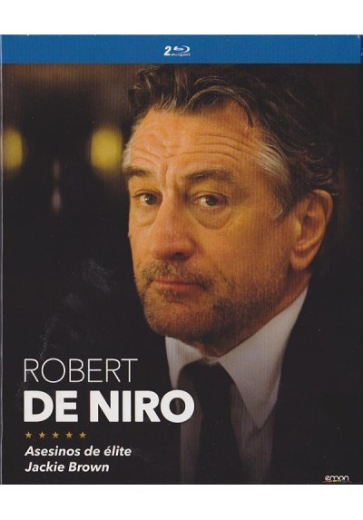 Robert De Niro : Asesinos De Elite / Jackie Brown (Blu-Ray)