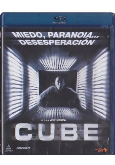 Cube (Blu-Ray)