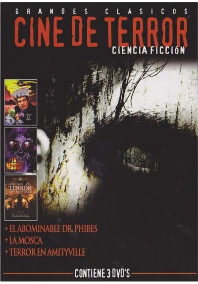 Cine De Terror Y Ciencia Ficcion
