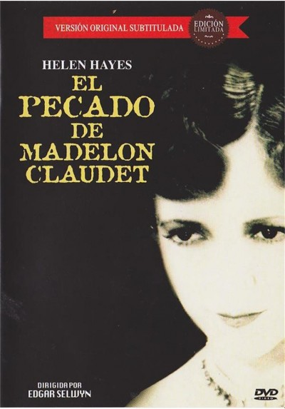 El Pecado De Madelon Claudet (V.O.S.)(The Sin Of Madelon Claudet)