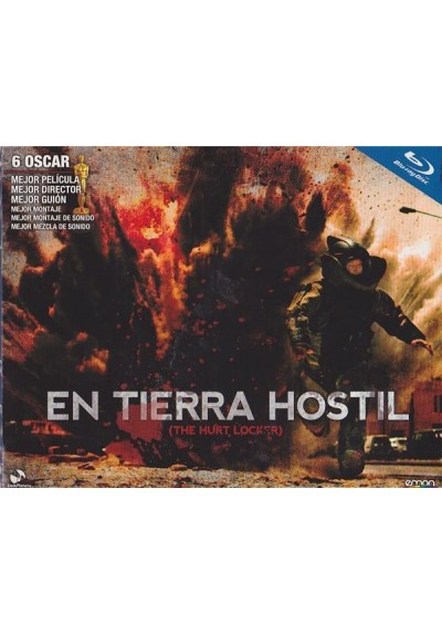 En Tierra Hostil (Ed. Horizontal) (Blu-Ray) (The Hurt Locker)