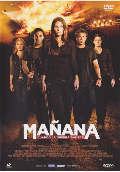 Mañana Cuando La Guerra Empiece (Tomorrow, When The War Began)