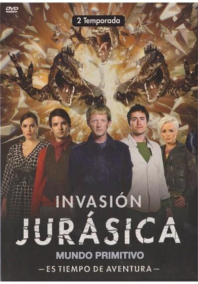 Invasion Jurasica (Mundo Primitivo) - 2ª Temporada Completa Primeval