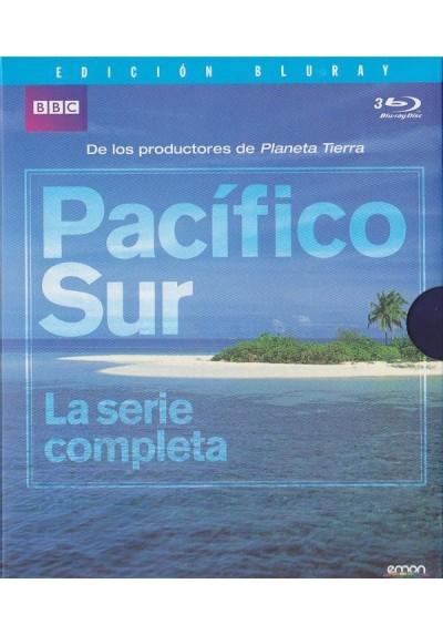 Pacifico Sur - La serie Completa (Blu-Ray)-