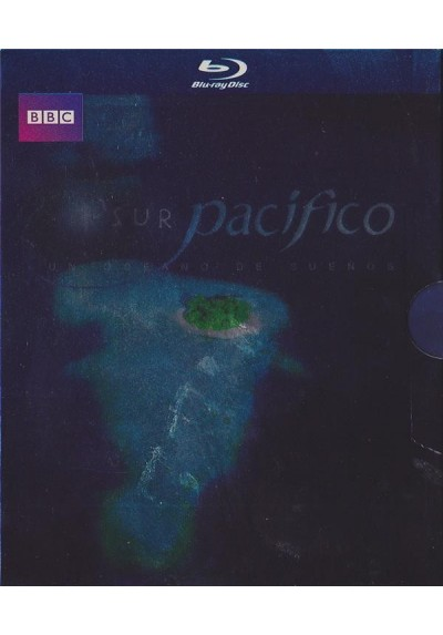 Sur Pacifico : Un Oceano De Sueños (Blu-Ray)(South Pacific)
