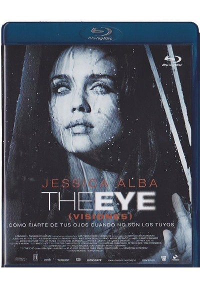 The Eye (Visiones) (Blu-Ray)