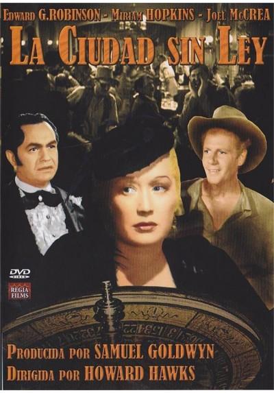 La Ciudad Sin Ley (Barbary Coast) (1935)