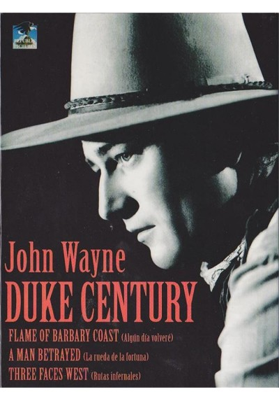 John Wayne : Duke Century - Coleccion (Version Original)