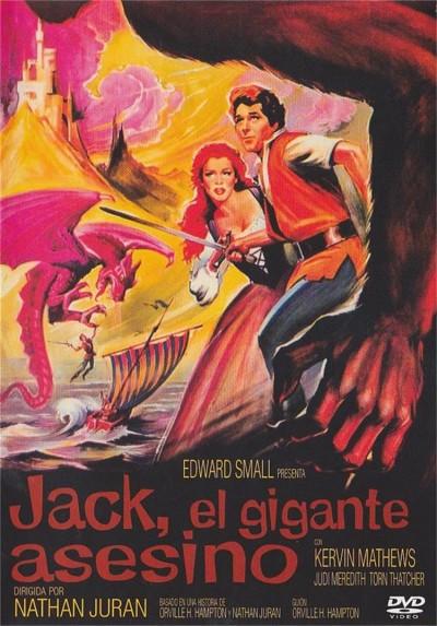 Jack El Gigante Asesino (Jack The Giant Killer)