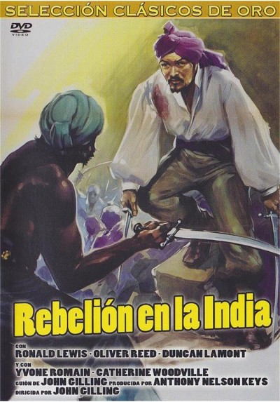 Rebelion En La India (Clasicos De Oro)(The Brigand Of Kandahar)