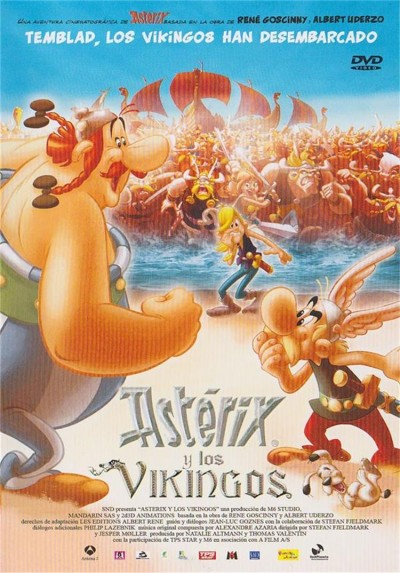 Asterix Y Los Vikingos (Asterix Et Les Vikings)