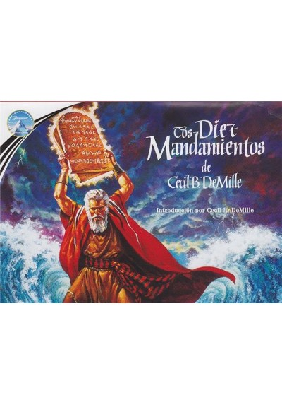 Los Diez Mandamientos (1956) (Ed. Horizontal - 2 Discos)(The Ten Commandments)