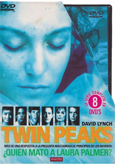 Twin Peaks - Serie Completa