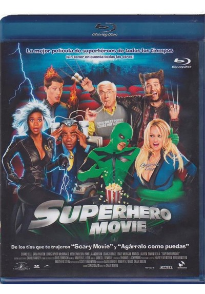 Superhero Movie (Blu-Ray)