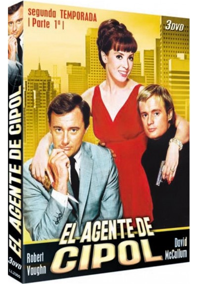 El Agente De Cipol : 2ª Temporada - Parte 1ª (The Man From U.N.C.L.E.)