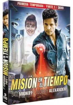 Mision En El Tiempo : 1ª Temporada - Parte 1ª (Time Trax)