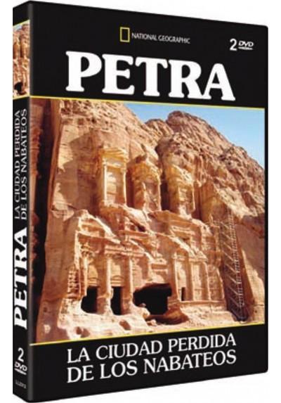 National Geographic : Petra, La Ciudad Perdida