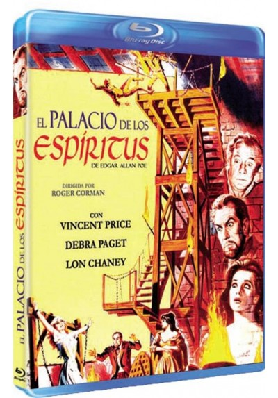El Palacio De Los Espíritus (Blu-Ray)(The Haunted Palace)