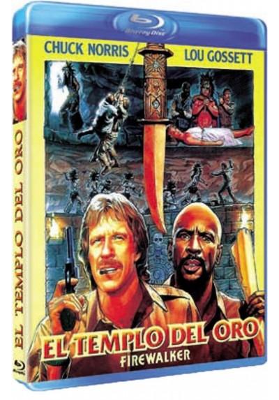 El Templo Del Oro (Blu-Ray)(Firewalker)