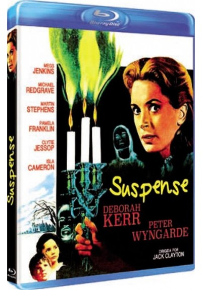 Suspense (Blu-Ray) (BD-R)