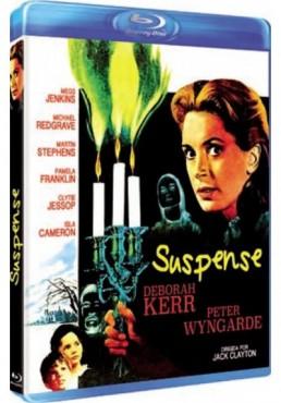 Suspense (Blu-Ray) (BD-R)