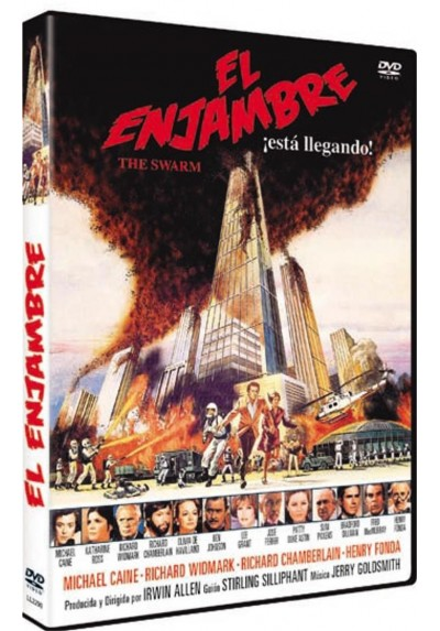 El Enjambre (The Swarm)