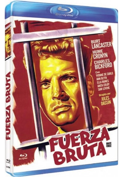 Fuerza Bruta (Blu-Ray)(Brute Force)