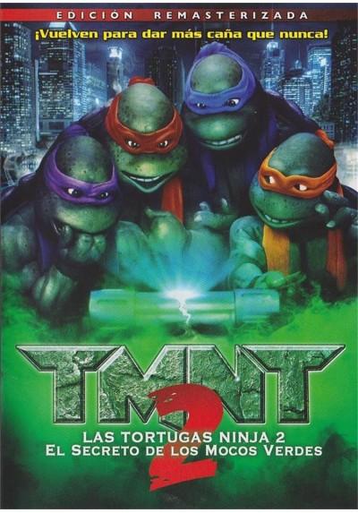 Las Tortugas Ninja 2 : El Secreto De Los Mocos Verdes (Teenage Mutant Ninja Turtles 2)