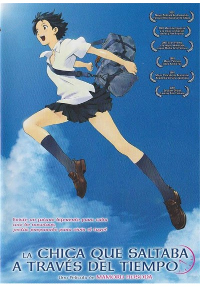 La Chica Que Saltaba A Traves Del Tiempo (Toki O Kakeru Shôjo)