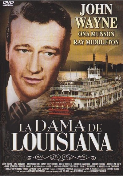 La Dama de Louisiana (The from Louisiana)