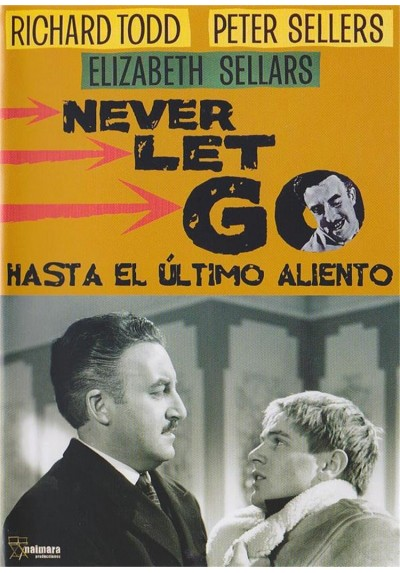 Hasta El Ultimo Aliento (Never Let Go)