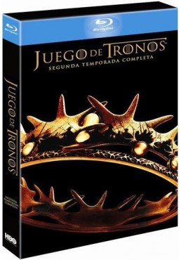 Juego De Tronos - 2ª Temporada Completa (Blu-Ray)(Game Of Thrones)
