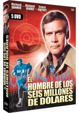 El Hombre De Los Seis Millones De Dolares (The Six Million Dollar Man)