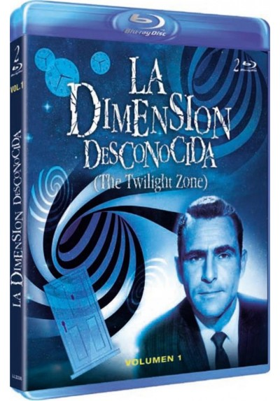 La Dimension Desconocida - Vol. 1 (Blu-Ray)(The Twilight Zone)