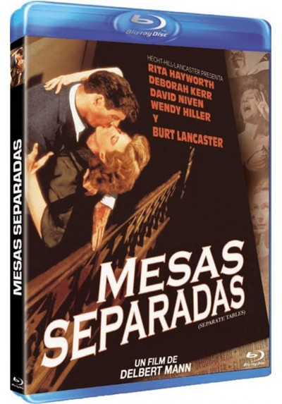 Mesas Separadas (Blu-Ray)(Separate Tables)