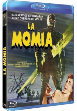 La Momia (1959) (Blu-Ray) (The Mummy) (BD-R)