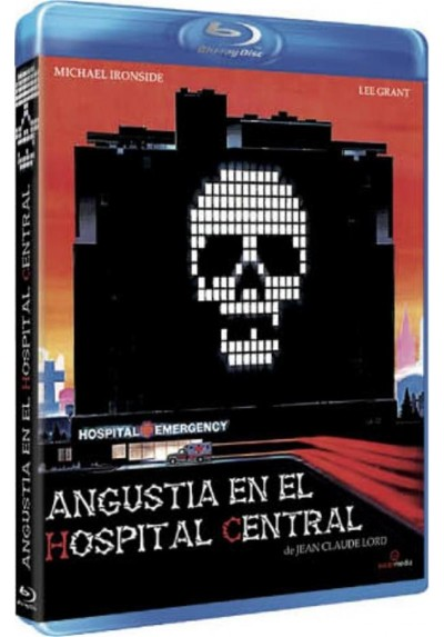 Angustia En El Hospital Central (Blu-Ray)(Visiting Hours)
