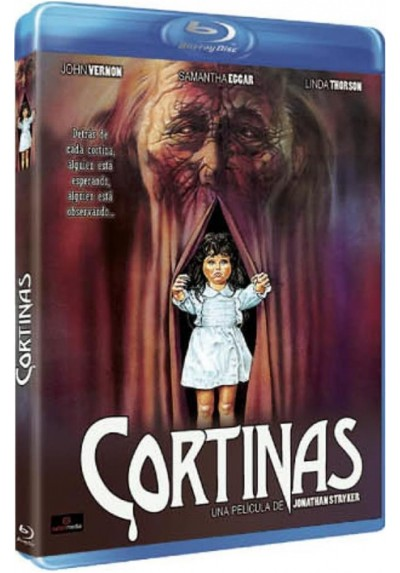 Cortinas (Blu-Ray) (DB-R) (Curtains)